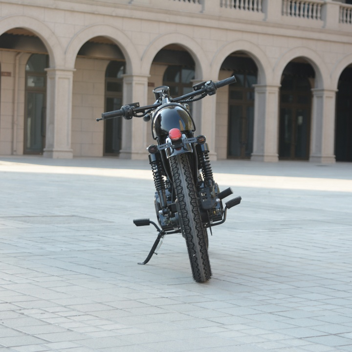Гоночный мотоцикл Heidu CG1