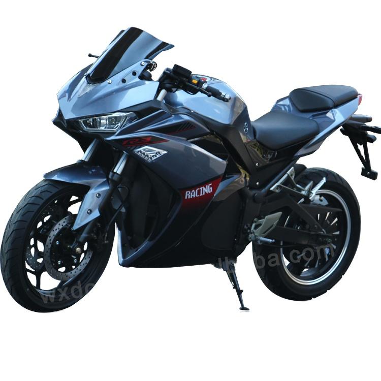 Гоночный мотоцикл Heidu E