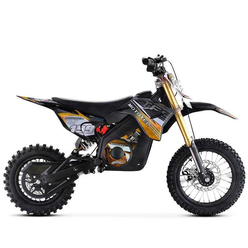 Электрический внедорожный мотоцикл Highper HP113E