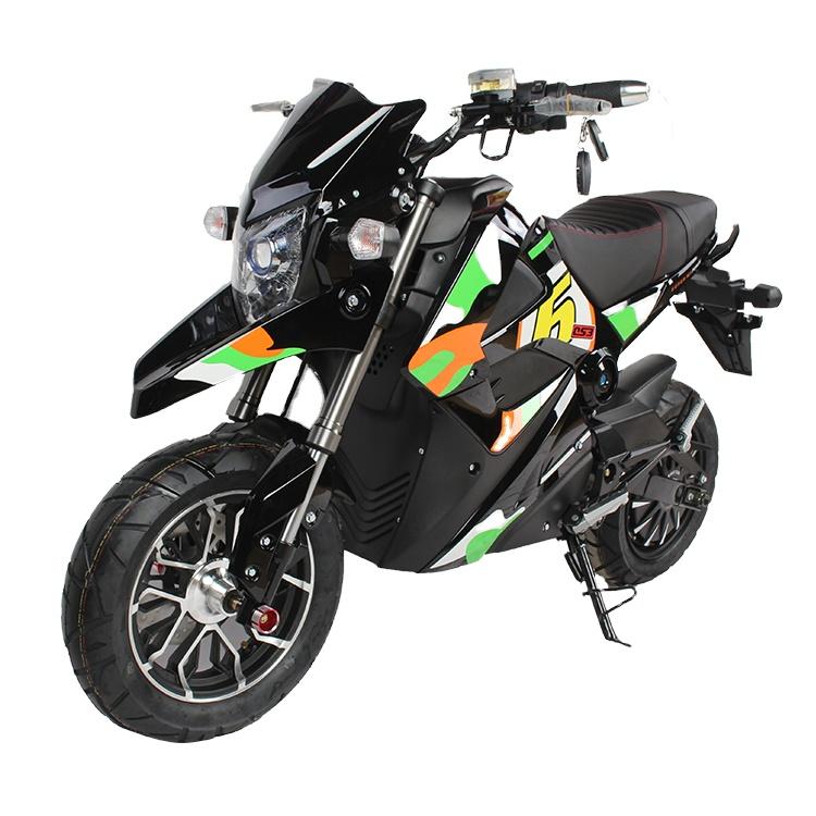 Электрический мотоцикл EEC Macev MV-M7
