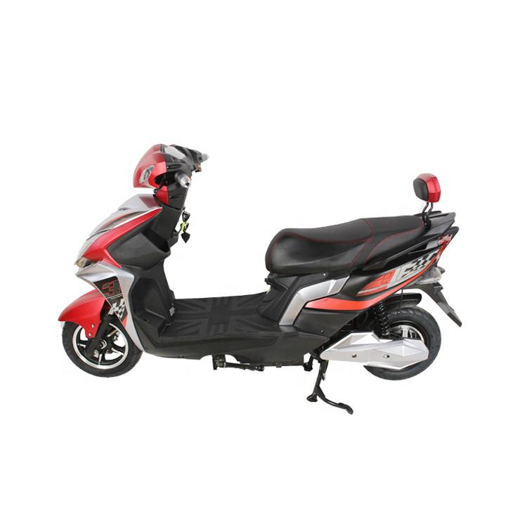 Электрический мотоцикл с литиевой батареей Macev Racer