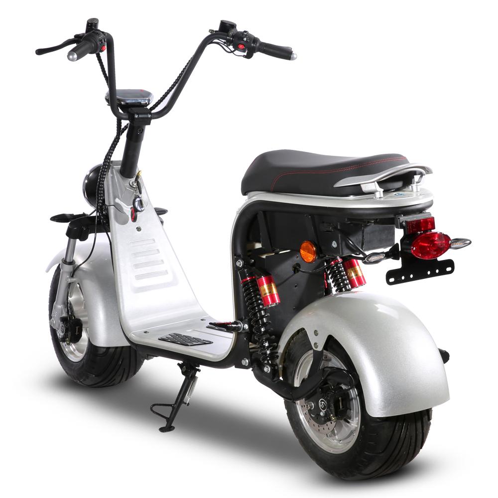 Электрический мотоцикл — MT-A11