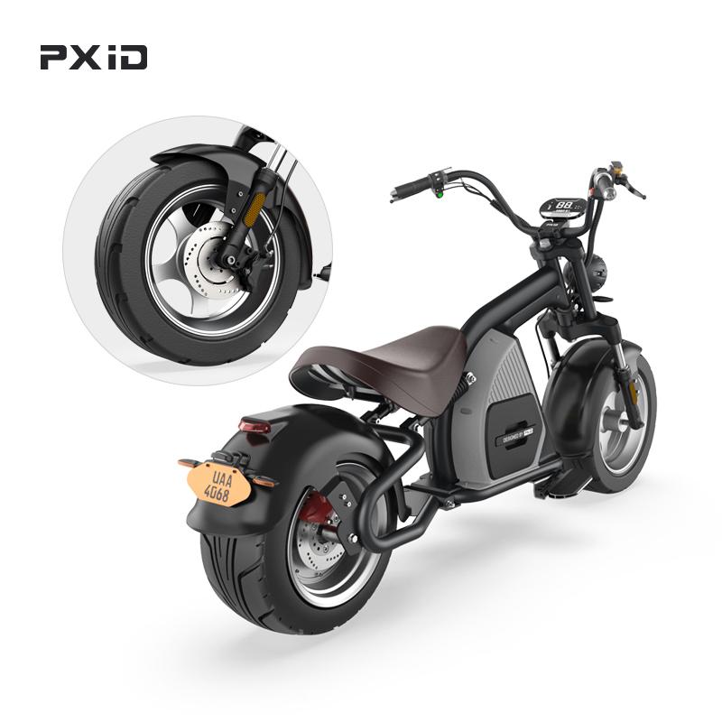 Чоппер Pxid M2