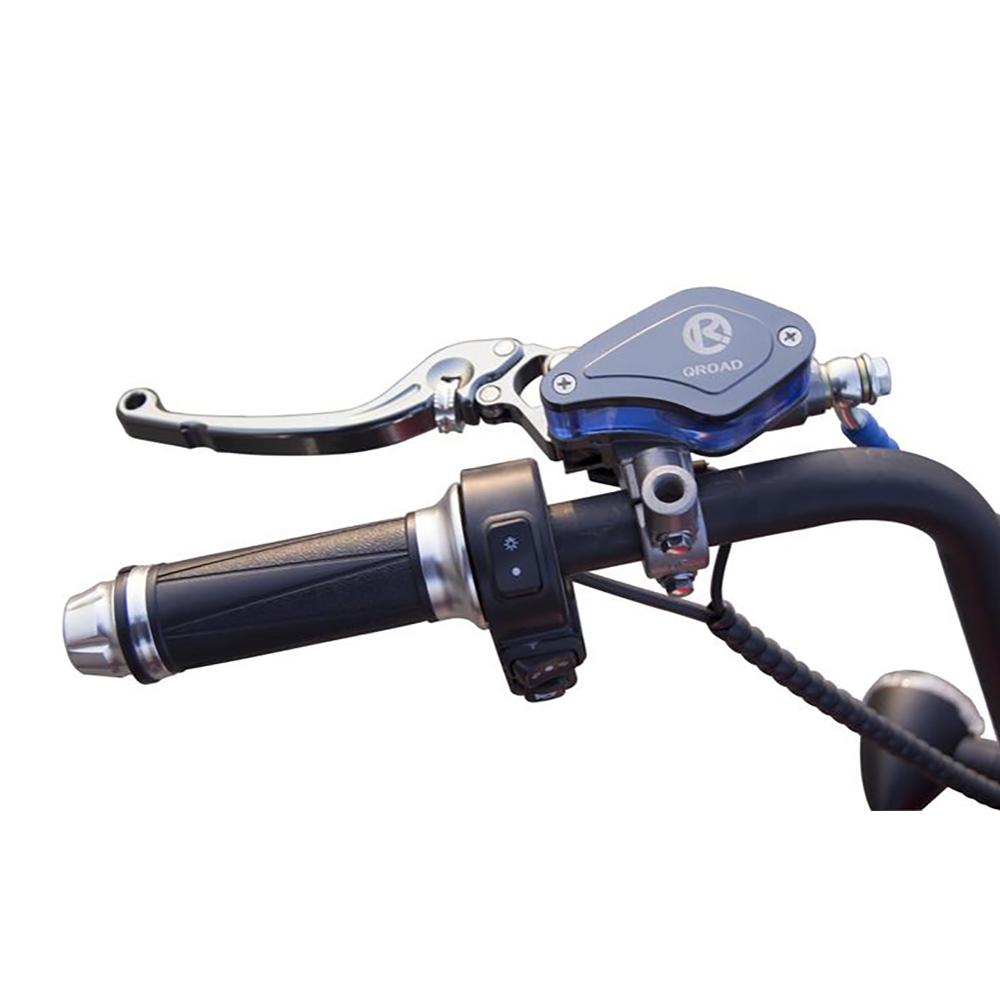 Гоночный мотоцикл Toodi MR4